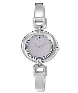 Movado Vivo Ladies Stainless Quartz Watch