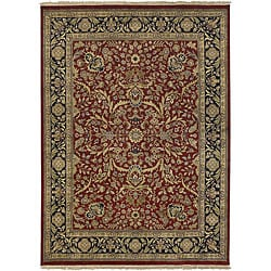 Hand-knotted Legacy Collection Wool Rug (8' 6 x 11' 6)