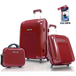 Sydney 3-piece Spinner Lightweight Hardside Luggage Set
