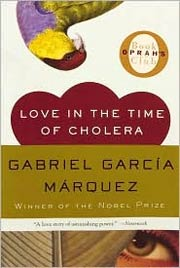 Love in the Time of Cholera (Oprah's Book Club #59)