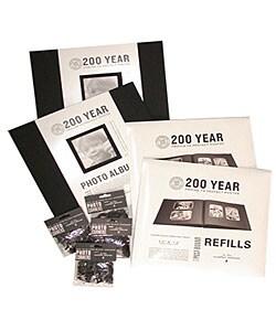 Overstock - John Porter Archiveable Photo Album Kit - $39.99