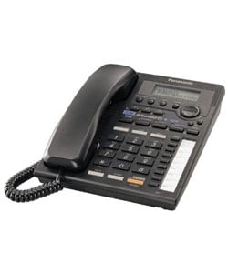 Panasonic KX-TS3282B Corded Speakerphone
