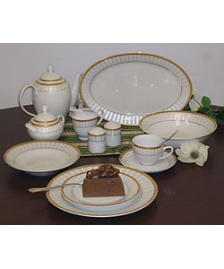 Amber-49 Dining and Serving Set