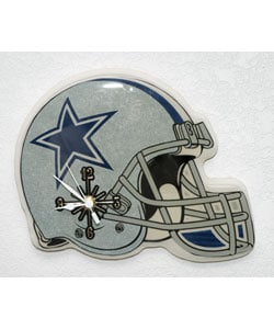 Dallas Cowboys Helmet Clock