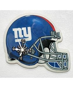 New York Giants Helmet Clock