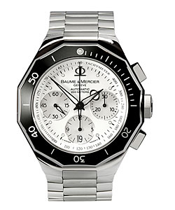 Baume & Mercier Riviera Men's Chronograph Watch