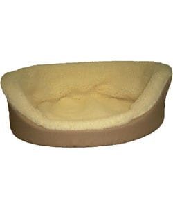 Small Lounger Dog Pet Bed