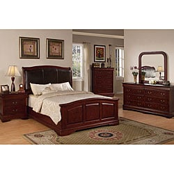 Monte Clair Collection 5-piece Bedroom Set
