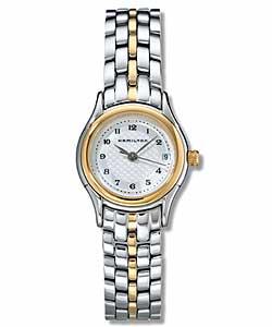 Hamilton Linwood Two-tone Women's Quartz Watch