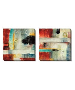 Irrational Response Series Canvas Art Set