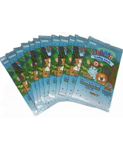 Webkinz 12-pack Trading Card Bundle