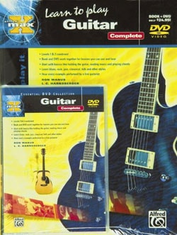 Alfred's MAX Learn to Play Guitar Complete (DVD)