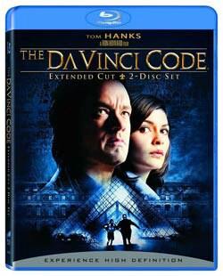 Da Vinci Code 2-Disc Extended Cut (Blu-ray Disc) 3385138