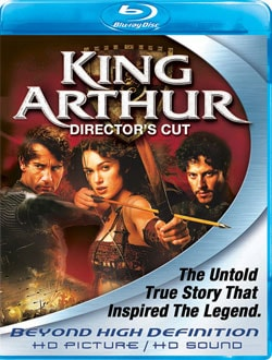 King Arthur: Extended Unrated Director's Cut (Blu-ray Disc) 3385307