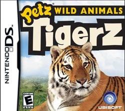 NinDS - Petz Wild Animals Tigerz