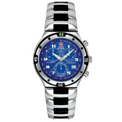Overstock - Swiss Military Mens Railroad Watch - $142.32