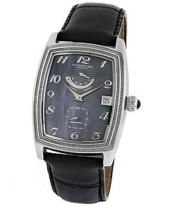 Stuhrling Century Plaza Tonneau Automatic Watch