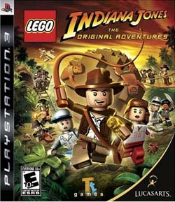 PS3 - Lego Indiana Jones