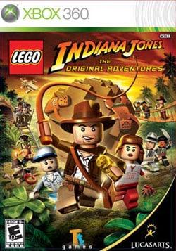 Xbox 360 - Lego Indiana Jones