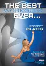 The Best Workouts Ever: Perfect Pilates (DVD)