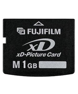 FUJI 1GB xD Picture Card