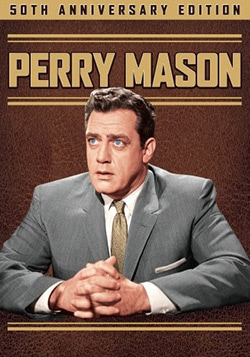 Perry Mason 50th Anniversary Edition (DVD) 3525394