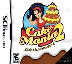 NinDS - Cake Mania 2