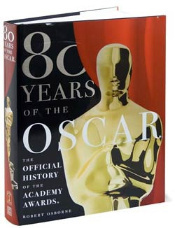 80 Years of the Oscar (Hardcover)