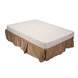 Adjust-A-Coil Plush 1-inch Foam Top Twin Mattress
