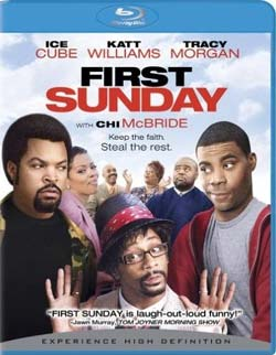 First Sunday (Blu-ray Disc) 3625368
