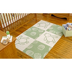 Overstock - Classic Pooh Rug in a Box by FLOR (3' x 5') - $67.99