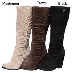 MIA Women's 'Gelato' Wedge Boots
