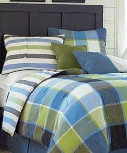 West Lake 4-piece Noir Comforter Set