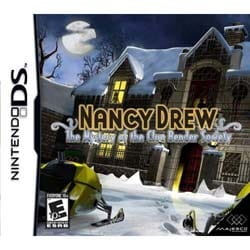 NinDS - Nancy Drew: The Mystery of the Clue Bender Society