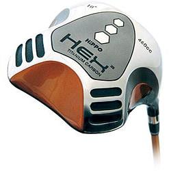 Hippo Hex Titanium-graphite Golf Driver