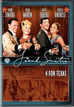4 for Texas (DVD)(released 5/13/2008)