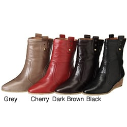 Frye Women's 'Sunny' Short Wedge Boots