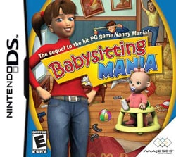 NinDS - Babysitting Mania