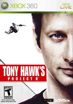 Activision Tony Hawk's Project 8 Enhanced Platinum Hits