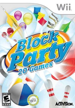 Wii - Block Party