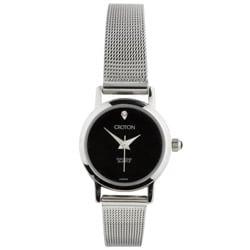 Croton Women's Casual Diamond Quartz Watch