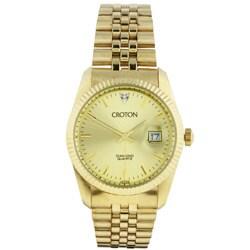 Croton Men's 'Famous Look' Quartz Watch