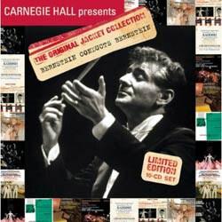 Original Jacket Collection - Bernstein conducts Bernstein