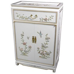 White Lacquer Cabinet (China)
