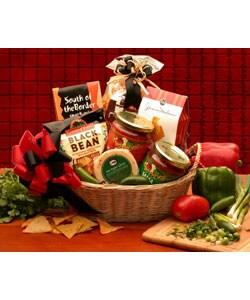 Let's Spice it Up! Salsa Gift Basket