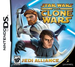 NinDS - Star Wars: The Clone Wars -- Jedi Alliance