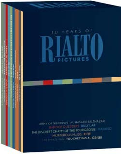 10 Years of Rialto Pictures Box Set (DVD)