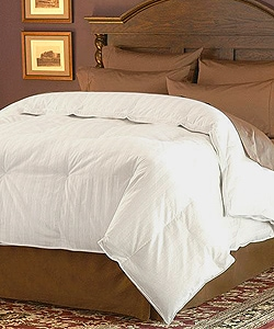Famous Maker 500 Thread Count Goose Down Comforter