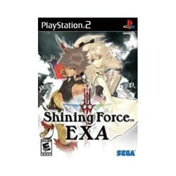 PS 2 - Shining Force EXA (Pre-Played)