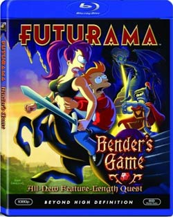 Futurama: Bender's Game (Blu-ray Disc) 4039863